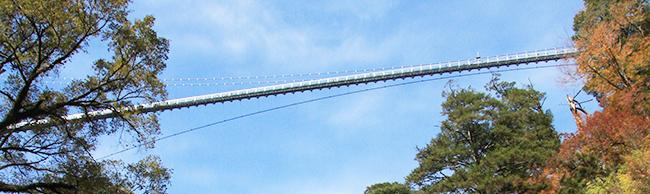九重夢大つり橋